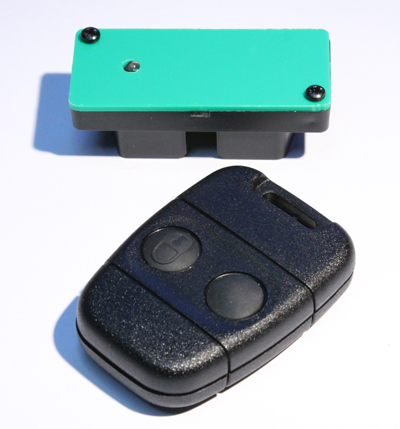 Key Fob And Programmer