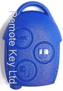 Ford Transit Lost Car Key No Spare