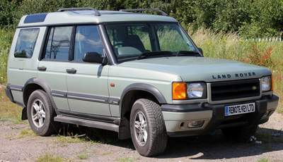 Land Rover Discovery Ii Discovery Series 2 Year 1999 To