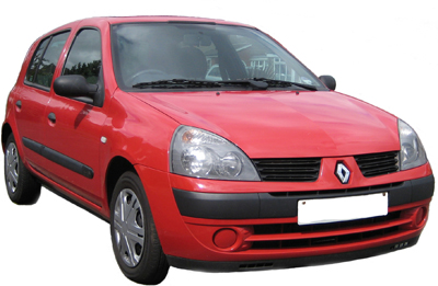 MK 2 Phase 2 Renault Clio