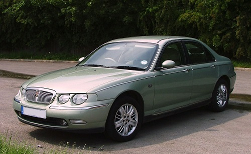 Rover 75 Car Key Cutting Services From Remote Key